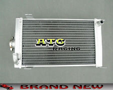 3 ROWS Aluminum Radiator for GAS Go-Kart, Karting, Gearbox, Shifter Karts