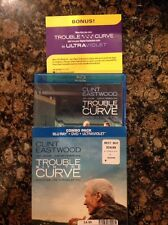 Trouble With the Curve (Blu-ray/DVD,2012,2-Disc+Digital) Authentic US Release