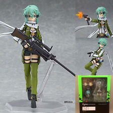 Sword Art Online gun gale online shinon Anime Manga Figuren Set H:14cm