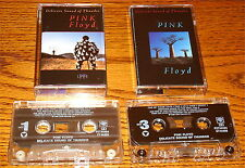 PINK FLOYD DELICATE SOUND OF THUNDER DOUBLE  CASSETTE