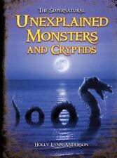 Unexplained Monsters and Cryptids (The Supernatural)