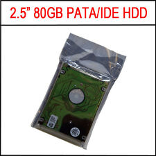 "Original Generic 2.5"" 80GB HDD 5400/4200RPM IDE/PATA  Hard Driver Disk F laptop"