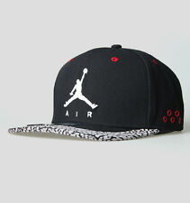 Nike Jordan Jumpman  Baseball cap Gym Black Youth BNWT