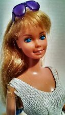 1980 Beauty Secrets Beauty Doll  Bent Arms and made in Taiwan
