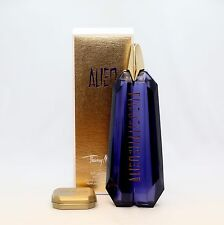 ALIEN BY THIERRY MUGLER GIFT SET WITH PERFUME OIL 125 ML/4.2 OZ. NIB