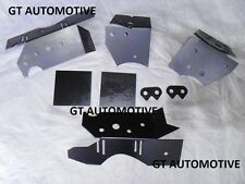 BMW E46 Subframe Chassis Repair Reinforcement Plate Kit For M3, 330i....