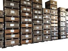 Casse di legno per arredamento - vendita al pezzo