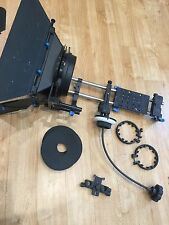 Redrock Micro Follow Focus con frusta inclusa Matte Box e bandiera