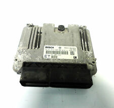 VAUXHALL VECTRA C 1.9 CDTI ECU 0281013408 ET OPEL 55205633 TECH2 CLEAR