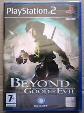 BEYOND GOOD & EVIL  PS2 EDIZIONE ITALIANO NUOVO BRAND NEW