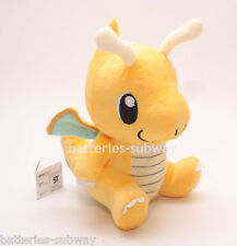 New Pokemon Dragonite Cute Pokedoll Soft Stuffed Plush Doll Toy Great gift 7.5""