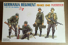 DRAGON 6281 - 1/35 - GERMANIA REGIMENT FRANCE 1940 - NUOVO