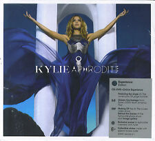 Kylie Minogue : Aphrodite - Experience Edition (CD + DVD + Booklet)