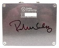 Robert Keeley Signed Compressor Pro BRAND NEW WITH WARRANTY, FREE S&H IN THE U.S