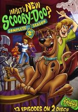 What's New, Scooby-Doo?: The Complete Second Season [2 Discs] (2009, DVD New)