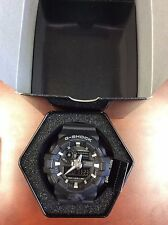 New Casio GA700-1B G-Shock Super Illuminator 3D Ana-Digital Men's Watch