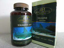Body & Health Squalene 1000mg 120 Capsules