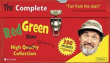 The Complete Red Green Show High Quantity Collection(DVD,50-Disc Set)NEW Series