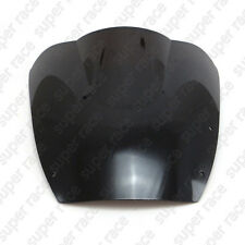 Hot Black Motorcycle Windshield Windscreen For Suzuki GSX600F/750F Katana 88-97