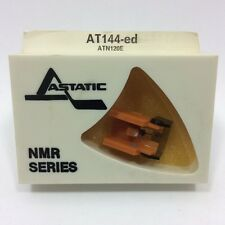 PHONO NEEDLE AUDIO-TECHNICA  ATN-120E(gen.AT)  IN ASTATIC PKG AT144-ED, NOS/NIB