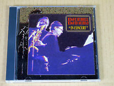 "CD Dave Burrel David Murray ""in Concert "" Victo Canada"