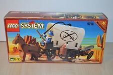 01126 LEGO Western - Weapons Wagon 6716 + BOX & PLAN OVP MIB *** RARE ***