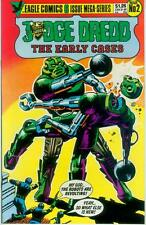 Judge Dredd - The Early Cases # 2 (of 6) (Mike McMahon) (Eagle Comics USA, 1986)