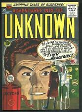 Unknown - cartolina moderna riproducente  copertina fumetto anni '50