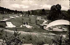 Badenweiler AK 1959 Markgräflerland Schwarzwald Partie Minigolfplatz Golf Sport