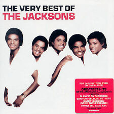 THE JACKSONS - Very Best Of by The Jacksons 2CD