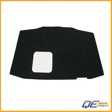 Mercedes W123 230 240D 280CE 280E 300CD 300D Hood Insulation Pad GK 1236800625