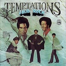 THE TEMPTATIONS Solid Rock GORDY RECORDS Sealed Vinyl Record LP