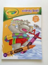 Crayola Coloring & Activity Book 112 Pages Colouring Hallmark NEW