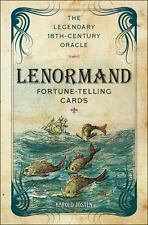 The Lenormand Fortune-telling Cards: The Legendary 18th-Century Oracle, Josten,