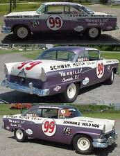 CD_362 #99 Curtis Turner   1:64 Scale Decals