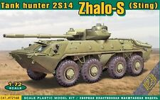 "Ace 1/72 2S14 ""zhalo-s"" (sting) tank hunter # 72168"