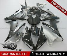 Painted Black For Yamaha YZF R1 2004-2006 2005 ABS Molded Fairing kit Bodywork