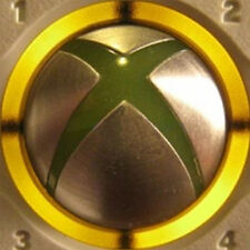 XBOX 360 Controller LED Mod - BUY 2 GET1 FREE - Ring Of Light ROL Bright Yellow