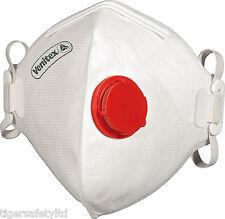 DELTA Plus Venitex M1300VB FFP3 P3 MONOUSO RESPIRATORE POLVERI VISO maschere CASE 10