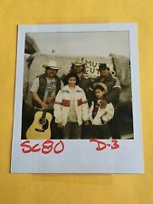 Dumb & Dumber Polaroid Hitchhiker Family Wardrobe Photo Script Page Schedule and