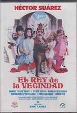 DVD - El Rey De La Vecindad NEW Manuel Flaco Ibanez Mario Cid FAST SHIPPING !
