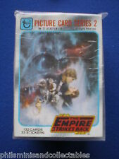 Topps Star Wars - Empire Strikes Back   2nd Series  Gum Cards 1980 -  FULL SET