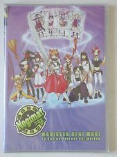 New Negima! Magister Negi Magi Complete 3-DVD Eps 1-26 TV Anime Magical Teacher