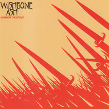 WISHBONE ASH Number The Brave CD