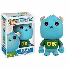 FUNKO POP! Disney 2013 MONSTERS UNIVERSITY MIKE and Sulley NIB RARE VAULTED!