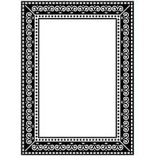 Darice Embossing Folder ~ PHOTO FRAME ~ Picture  NEW   A2 1219-115