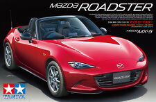Tamiya 24342 1/24 Scale Model Sport Car Kit Mazda MX-5 Miata Roadster ND