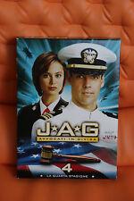 JAG - AVVOCATI IN DIVISA - STAGIONE 4 (6 DVD)