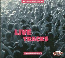 Live Tracks Various Audio's Audiophile Vol. 12  24 Karat Zounds Gold CD