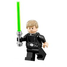 LEGO STAR WARS MINIFIGURE LUKE SKYWALKER FINAL DUEL with LIGHTSABER 75093 75146
